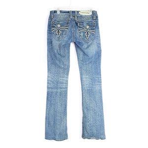 Rock Revival Christina boot cut jeans, size 30